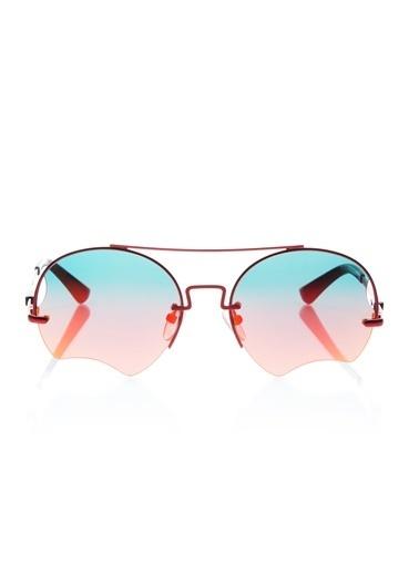 Rachel Güneş Gözlüğü Kırmızı